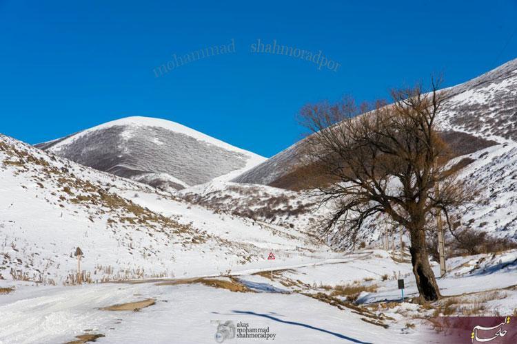 منطقه گردشگری بیلدیر اندبیل